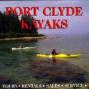 Port Clyde Kayak Tours at Tenants Harbor Boatyard